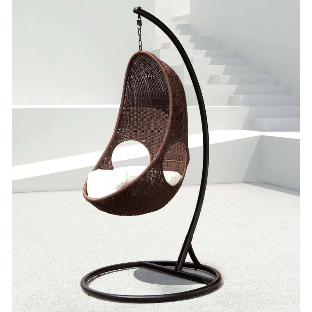 Hanging Egg Chairs For Sale Cheap 7 Luxury Hanging Egg Chairs You 39ll Want To Lounge In