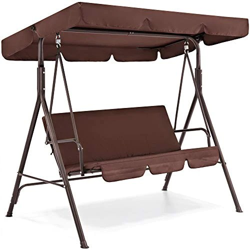 mainstay 3 seat porch patio swing