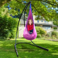 Hammock Chair Swings Diy Office Stand For Hanging Chairs Loungers Town