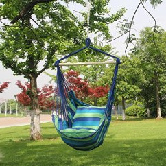 Rope Chair Swing Active Sitting Canada Sorbus Hanging Hammock Indoor Outdoors