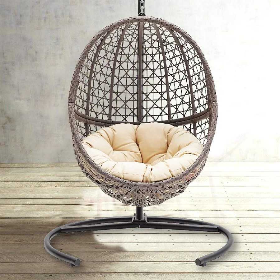 Egg Chairs That Hang From The Ceiling Egg Chairs Contemporary Hanging Chairs For Modern Homes Hammock