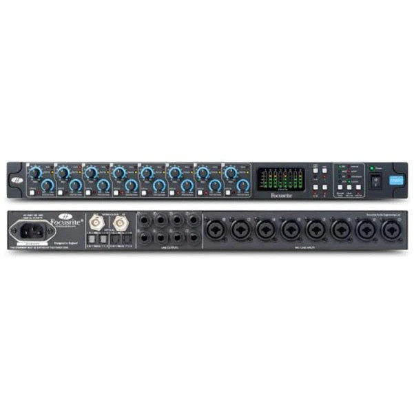 Preamplifier For Dynamic Microphones