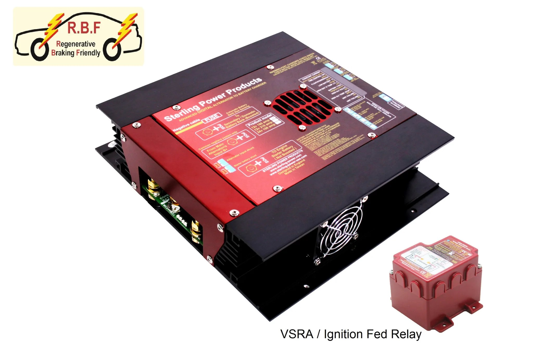 medium resolution of simple alternator wiring diagram relay 24 volt battery wiringbattery to battery chargers 50a 12v 24v