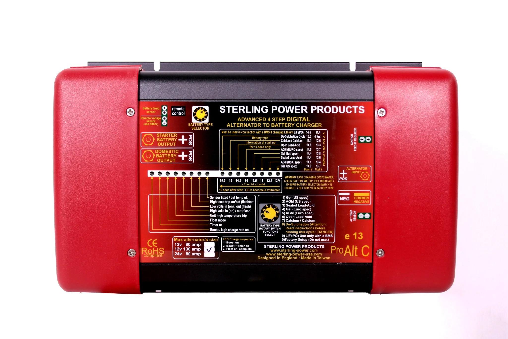 medium resolution of simple alternator wiring diagram relay 24 volt battery wiring diagrams 24 volt charging system diagram alternator