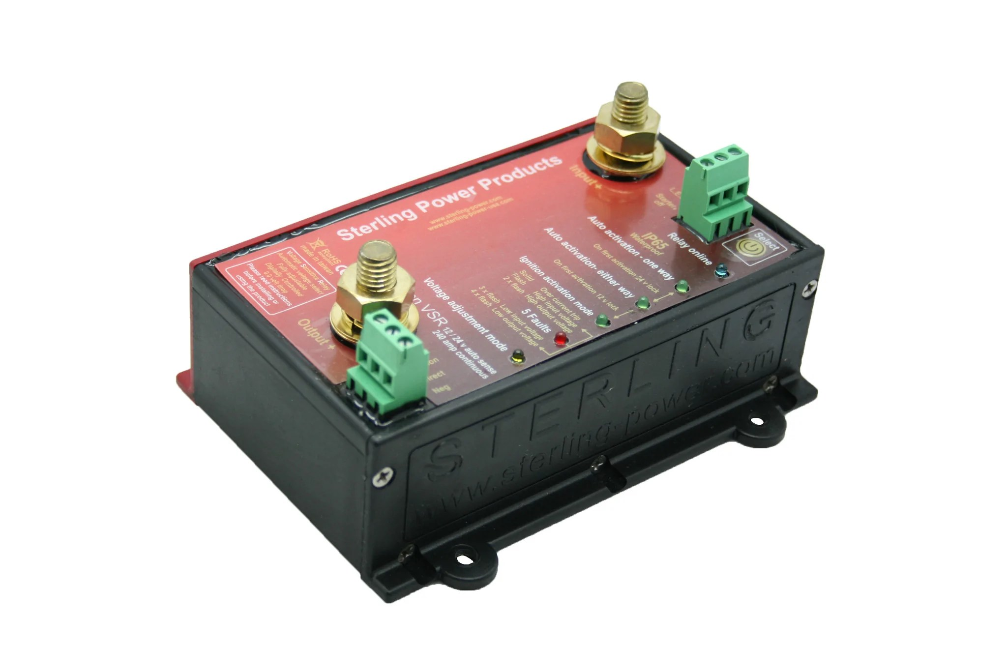 hight resolution of voltage sensitive relay pro connect vsr