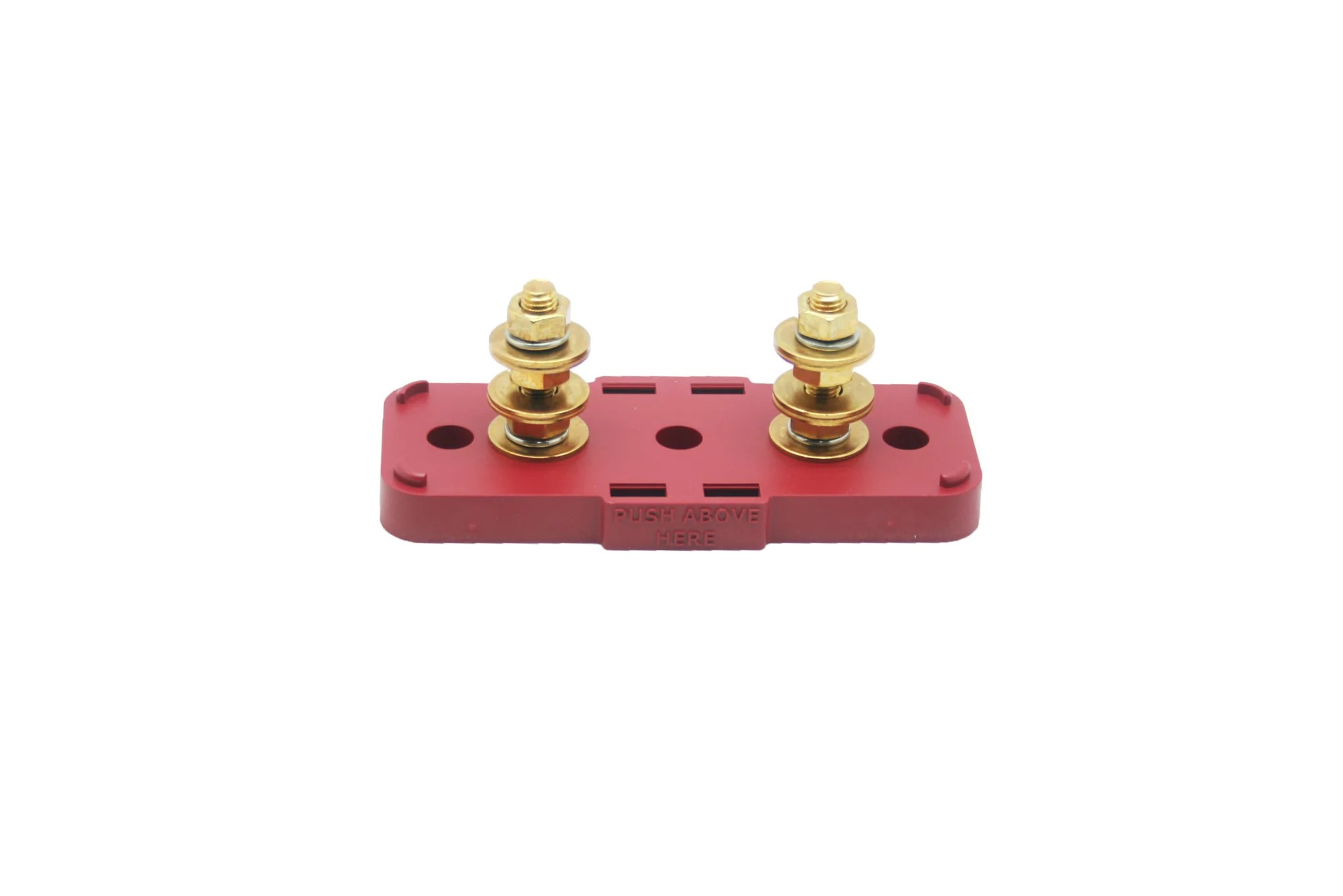 medium resolution of gold plated fuse holders m8 up to 500a m12 up to 1000a