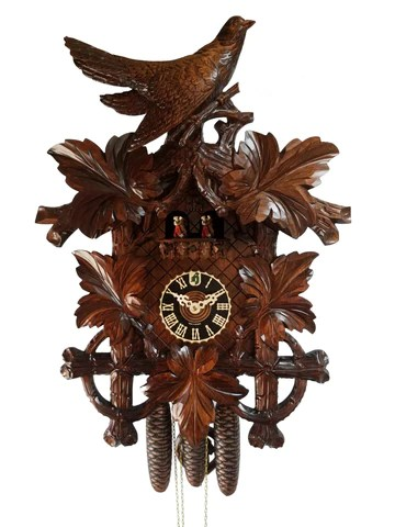 German Cuckoo Clock Black Forest Cuckoo Clock Frankenmuth