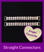 straight connectors Angel Competition Bikinis
