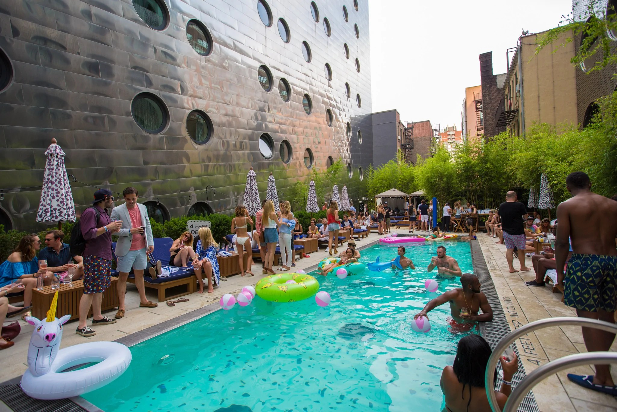 Piscina New York
