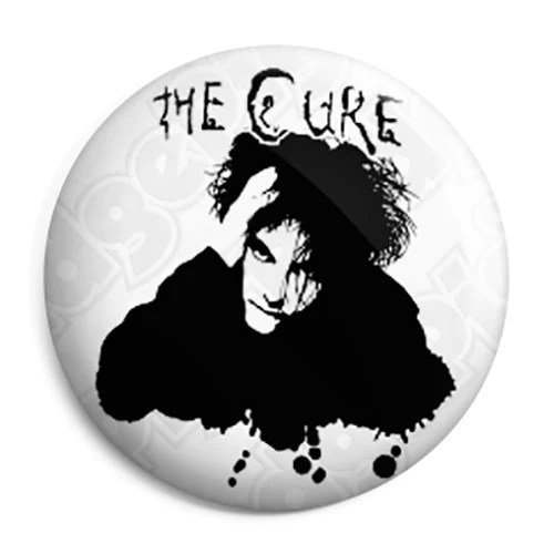 The Cure  Robert Smith  Goth Button Badge Magnet Key Ring  BadgePigcouk