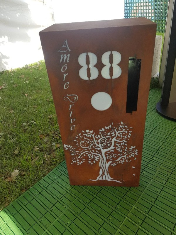 letter box # 68
