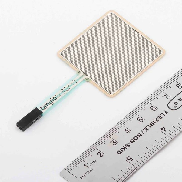 Tpe 506 Square Force Sensing Resistor