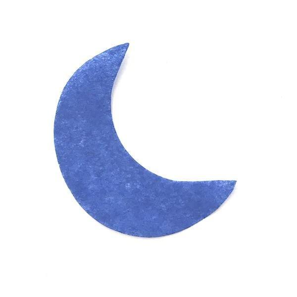confetti crescent moons 13