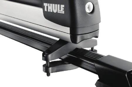 thule ski carrier mounting hardware kit 7533998
