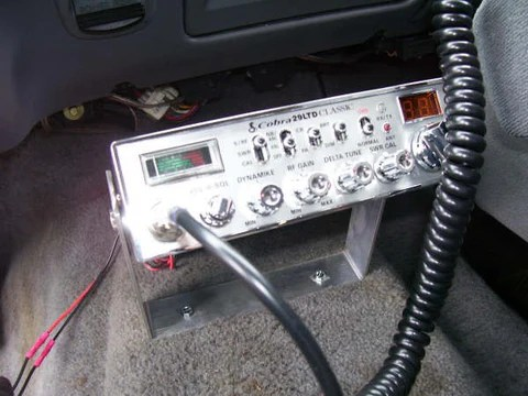 Trailer Wiring The Ultimate Guide To Cb Radios For Pickup Trucks