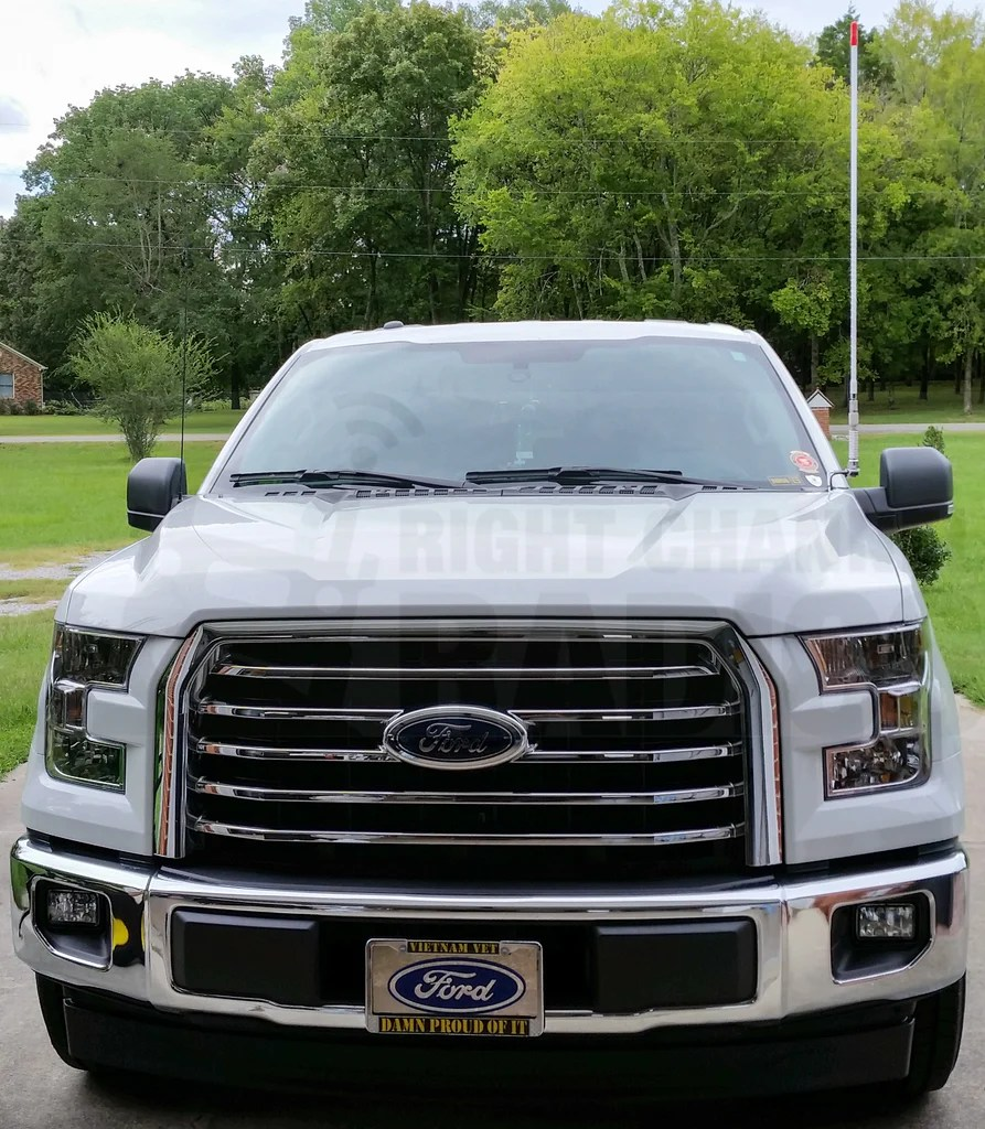small resolution of ford f150 cb antenna mount 2015