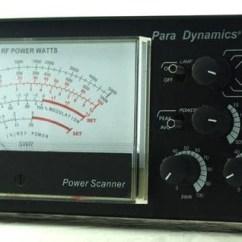 Free Ford Logo Monkey Skeleton Diagram Astatic 5,000-watt Cb Swr Meter   Right Channel Radios