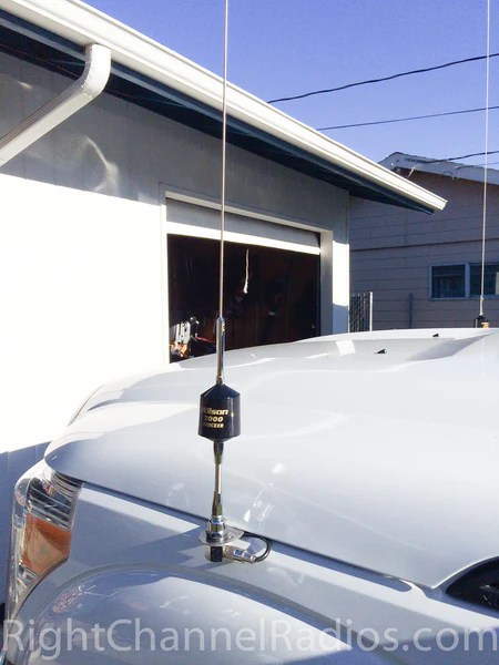 motorhome radio antenna