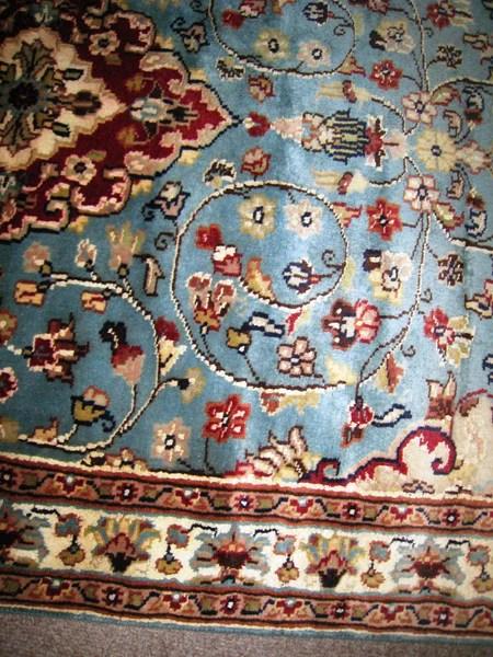 PERSIAN CARPET ORIENTAL rug genuine pakistani sindhi