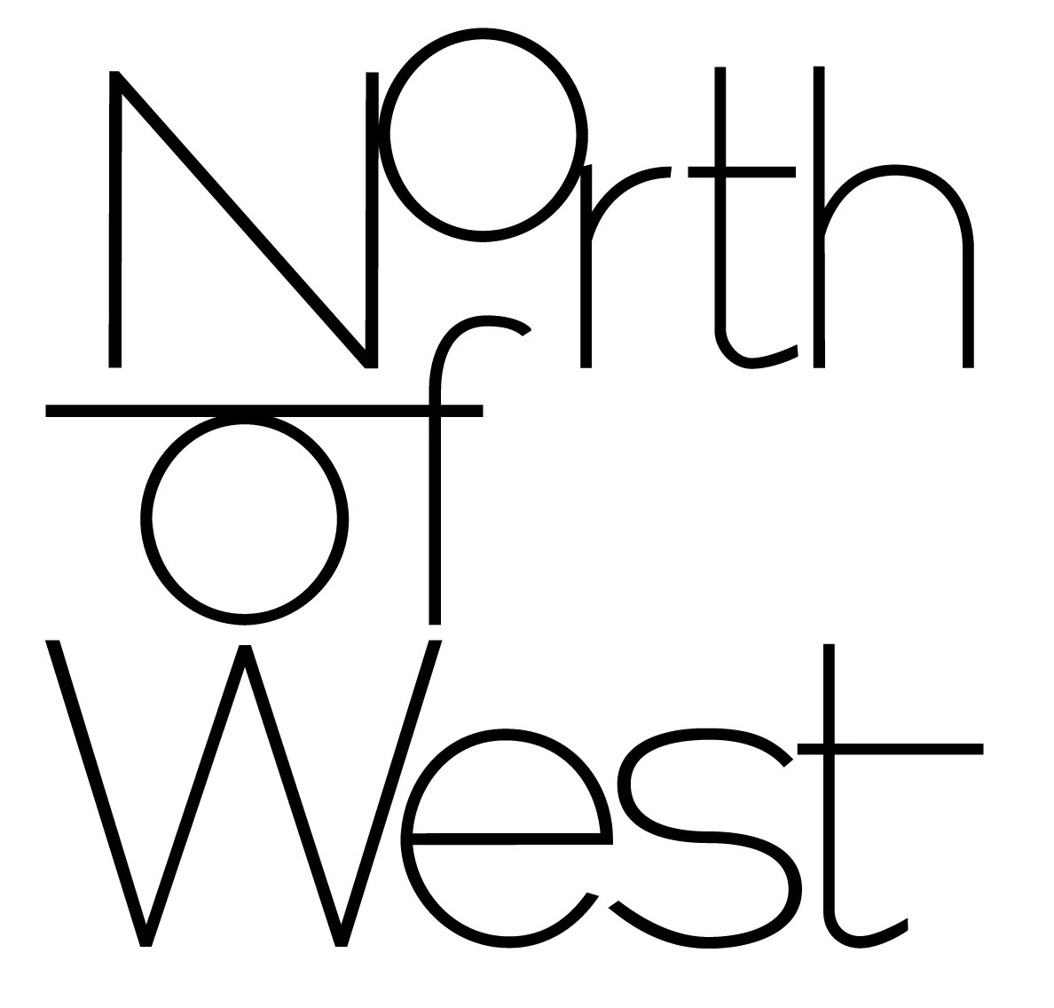 medium resolution of north of west