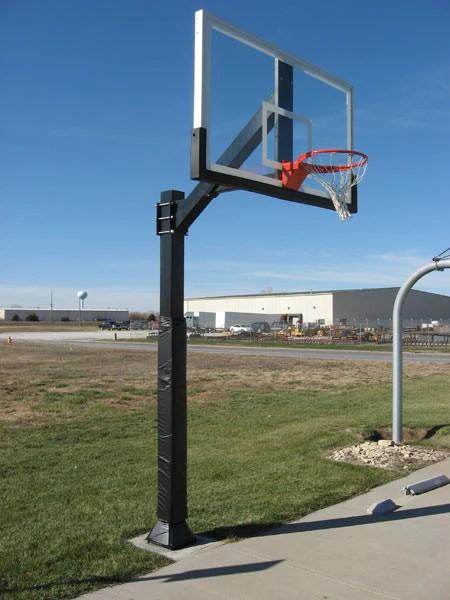 Ironclad Sports Highlight Hoops Xxl Basketball Hoop Nj
