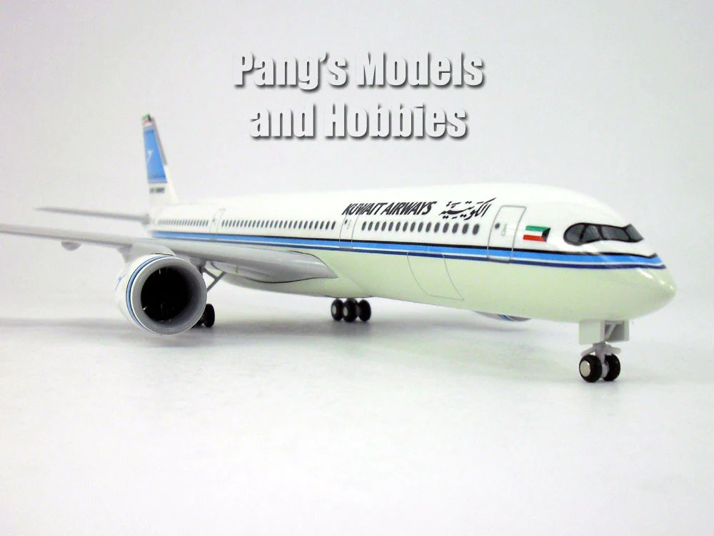 Airbus A350-900 (A350) Kuwait Airways 1/200 Scale by Sky Marks – Pang's Models and Hobbies