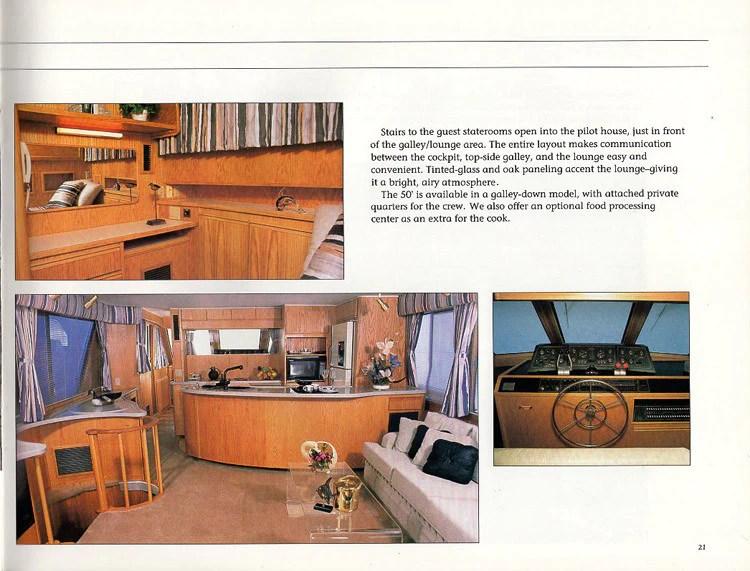 1990 Chris Craft Catalina 372