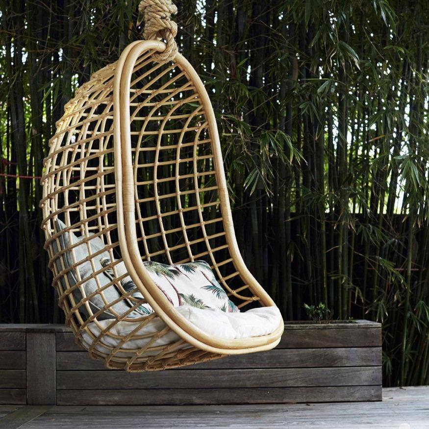 The Coco Hanging Chair end JulyAugust  Byron Bay