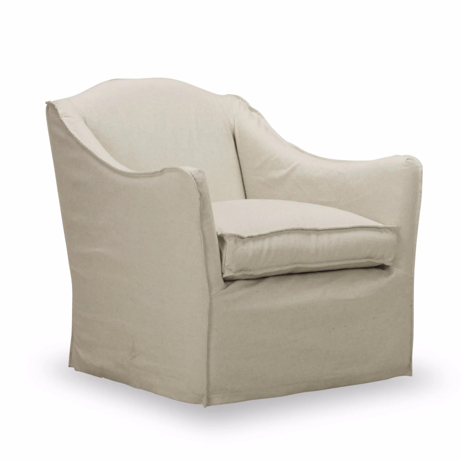 comfortable swivel chair sex plans keith slip covered sp02 light linen