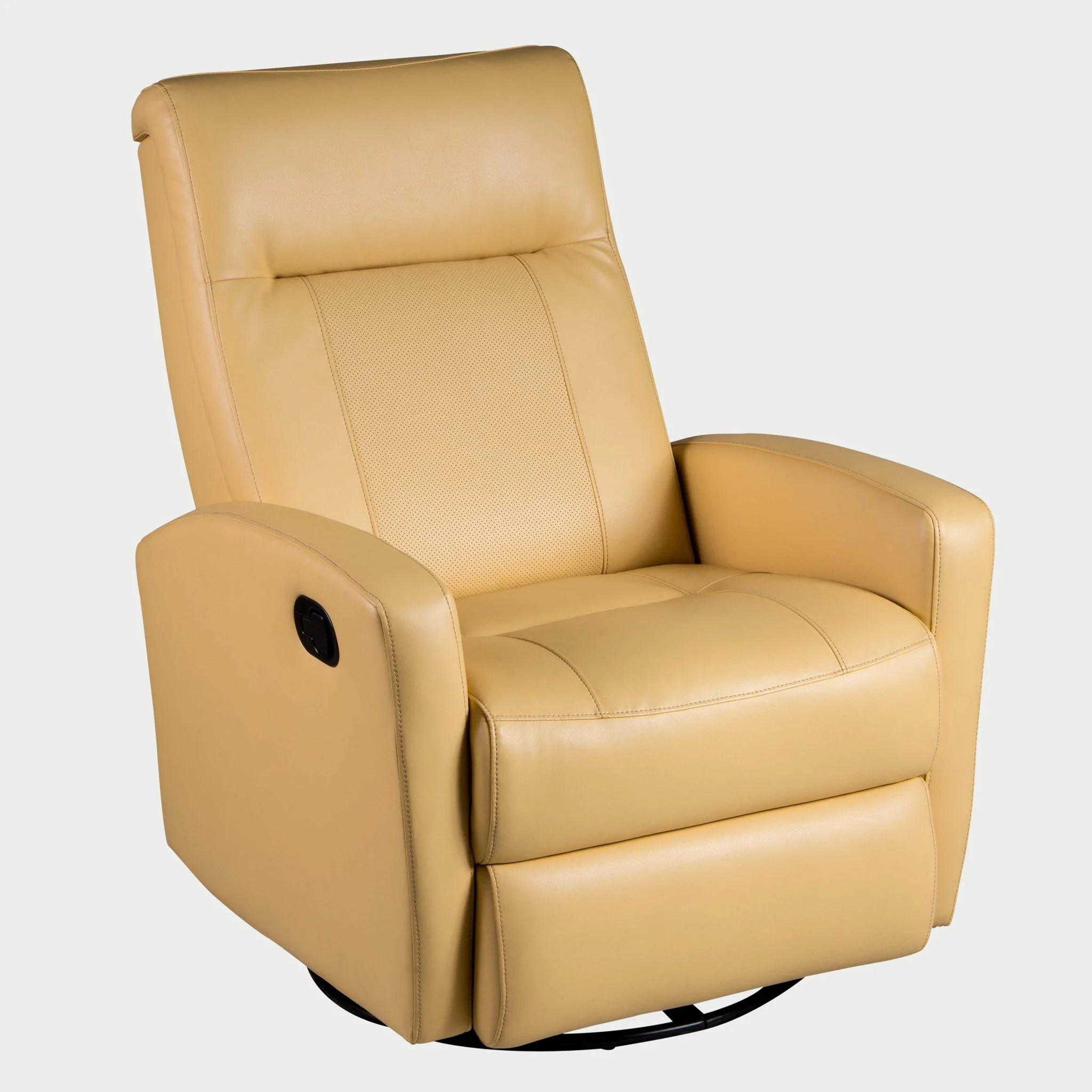 swivel chair near me cracker barrel rocking chairs coupon stefan glider recliner diego yellow  direct