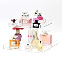 Bella Petite 2-Tier Perfume Storage Holder  The Makeup ...