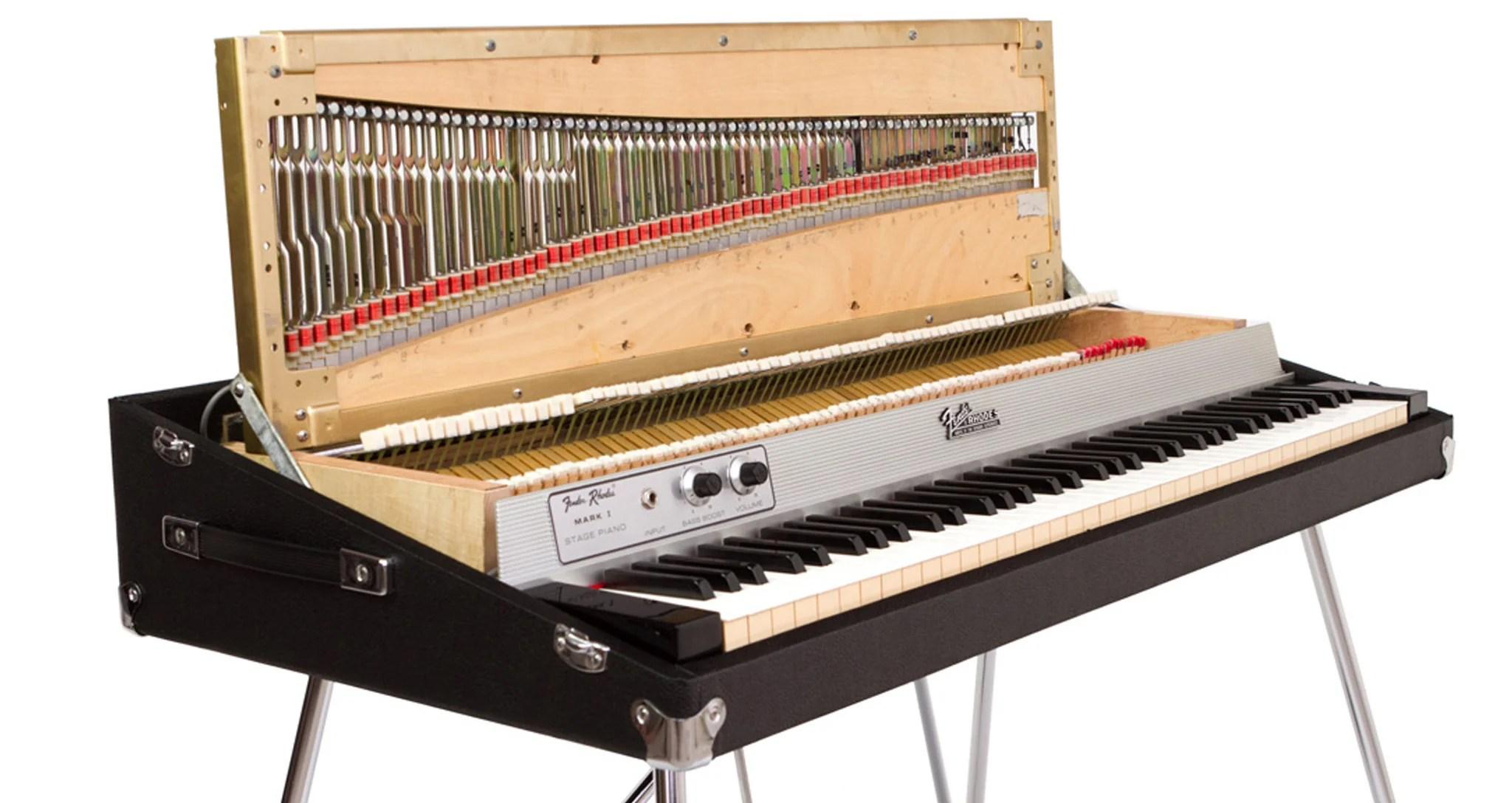 fender rhodes stage piano parts diagram [ 2048 x 1088 Pixel ]