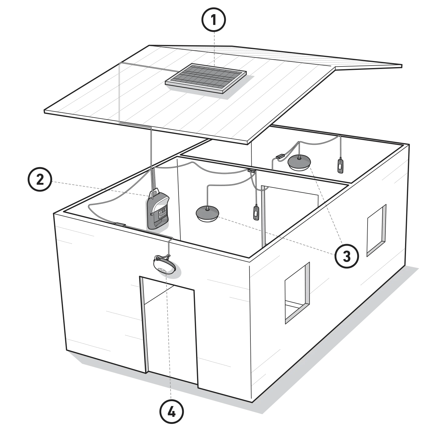 smart vision lights wiring diagram