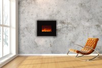 Small In Wall Electric Fireplace - Electric Fireplace Heat