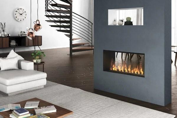 Creative Water Vapor Fireplace Installation Ideas Modern Blaze