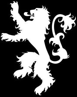 Lannister Logo : lannister, Lannister, Thrones, Burnsocial