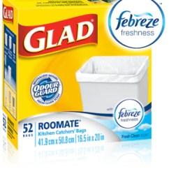 Kitchen Trash Bags Menu Board Glad Roommate E Panneur