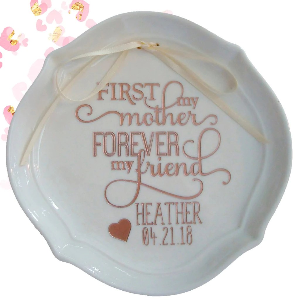 personalized mother s ring