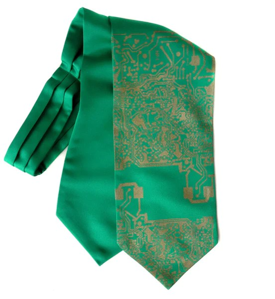 Circuit Board Tie Short Circuit Men39s Necktie By Cyberoptix