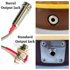 Guitar Output Jack Wiring Diagram 2000 Bmw 323ci Stereo Terminator Evo Mad Hatter Products