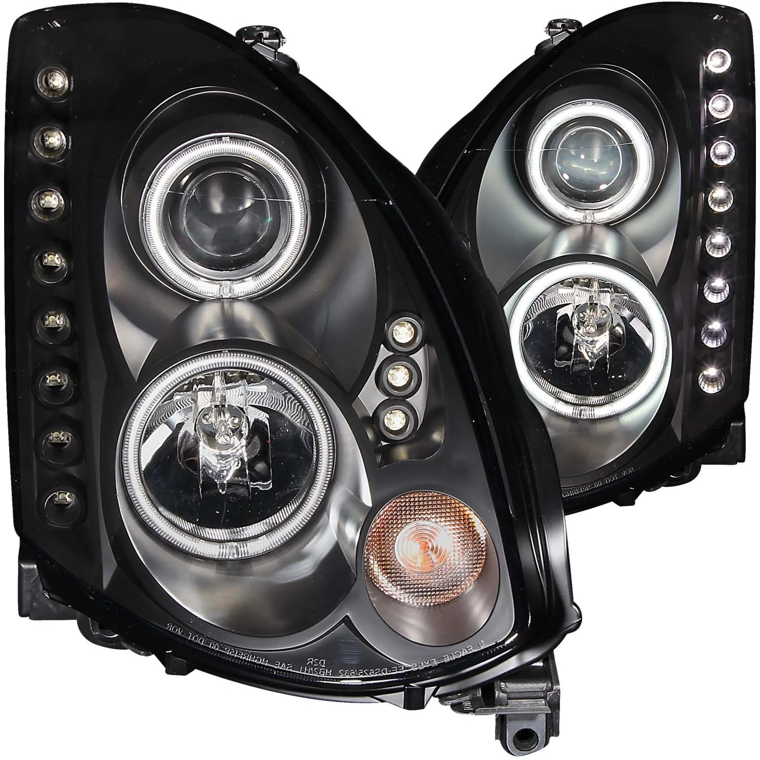 small resolution of infiniti g35 coupe headlight assembly