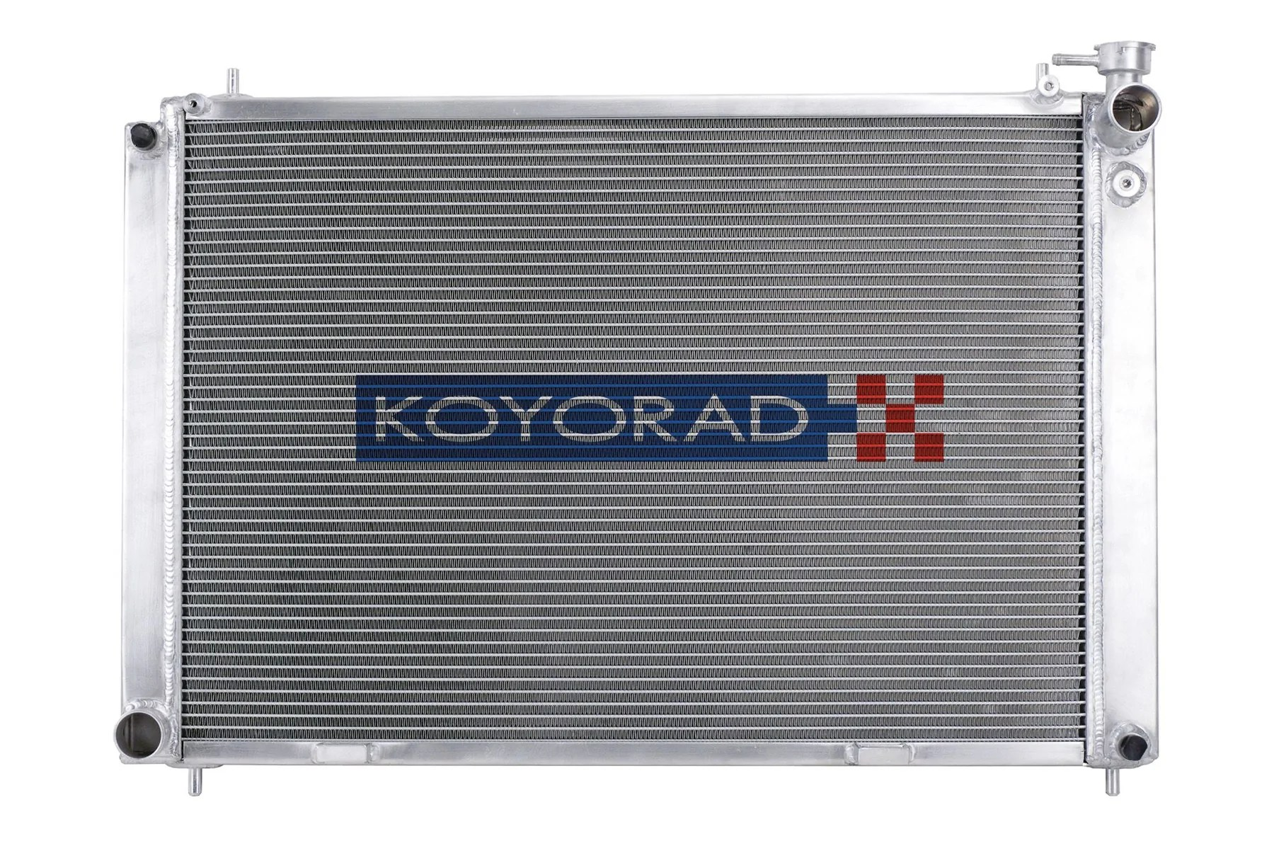 medium resolution of koyorad 36mm aluminum racing radiator g35 outcast garage