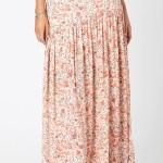 MINKPINK Lilah Meadow Maxi Skirt