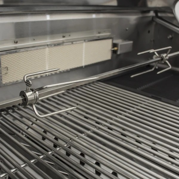 Draco Grills Rotisserie for 4 burner barbecues – Garden Trends