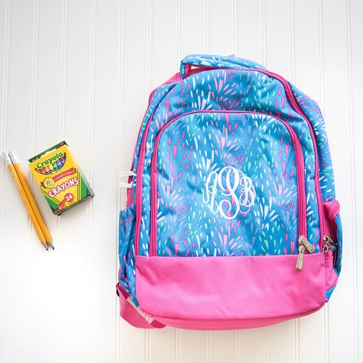 personalized backpack girls boys