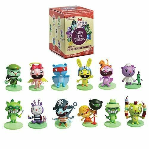 With so many different videos to choose from, you might not know where to start looking for what you want to watch or learn. Happy Tree Friends Blind Box Series 1 2 By Mondo Media X Play Imagin Martian Toys