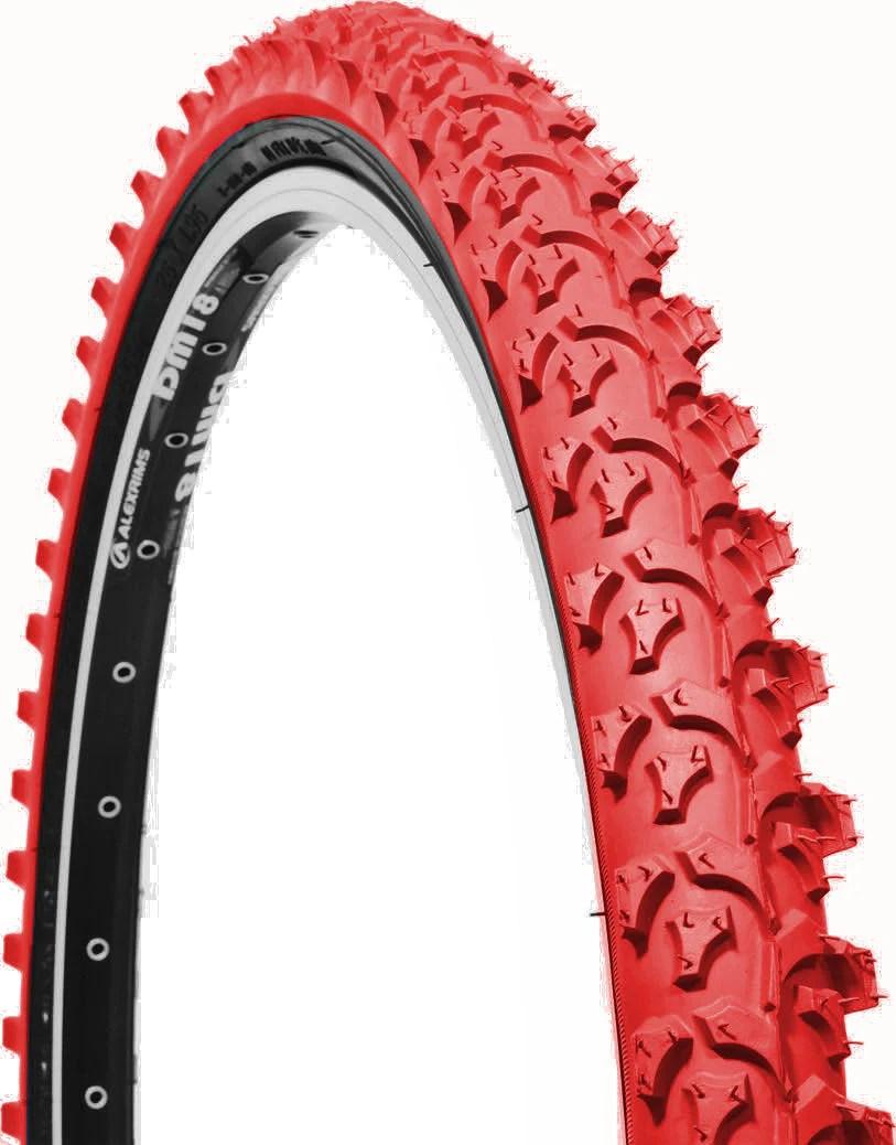 26 X 1.95 Red Atb Tread Kenda Blackwall Tire