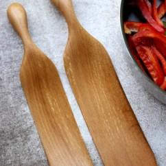 Kitchen Utensil Sets Carbon Steel Knives Original Spurtle Set – Old World