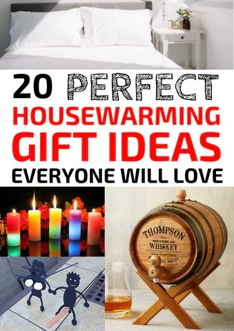 20 Perfect Housewarming Gifts To Make You The Favorite