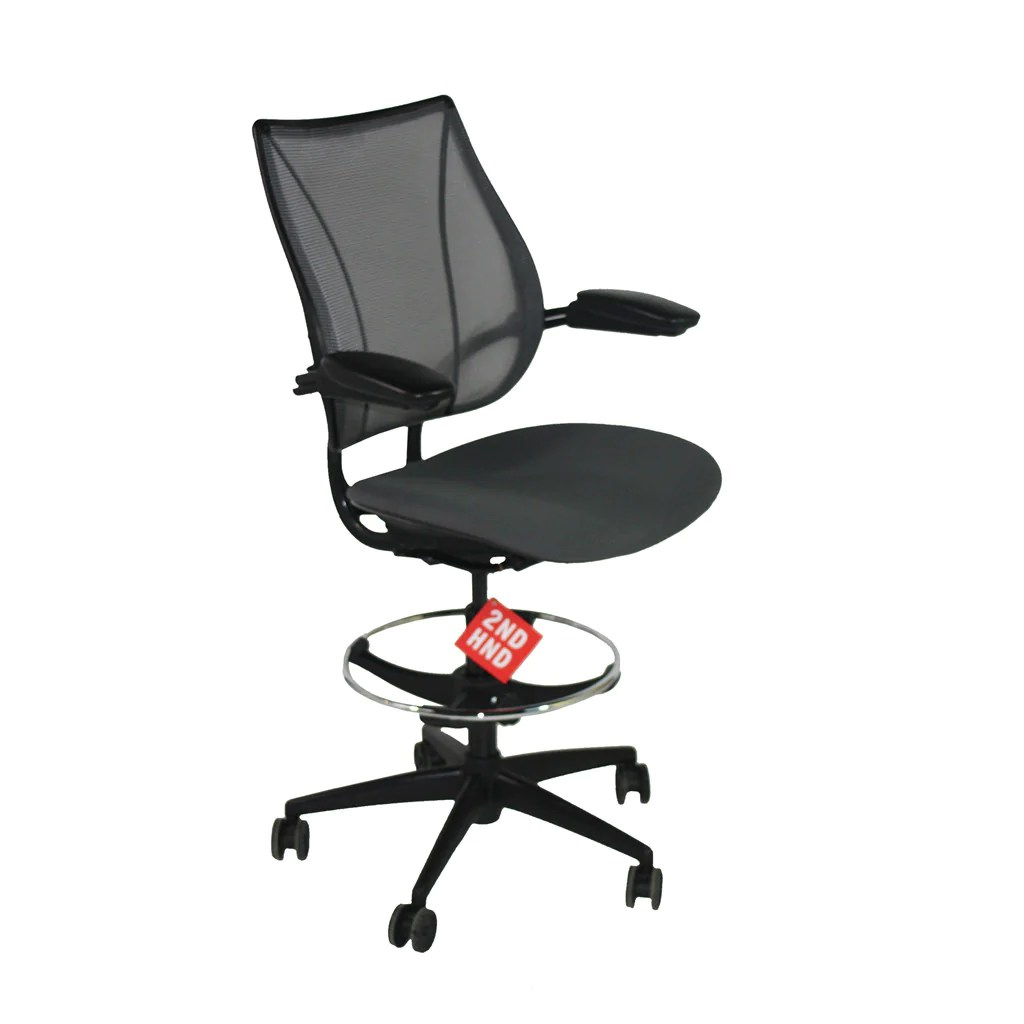 Humanscale Liberty Chair Humanscale Liberty Draughtsman Chair 2ndhnd